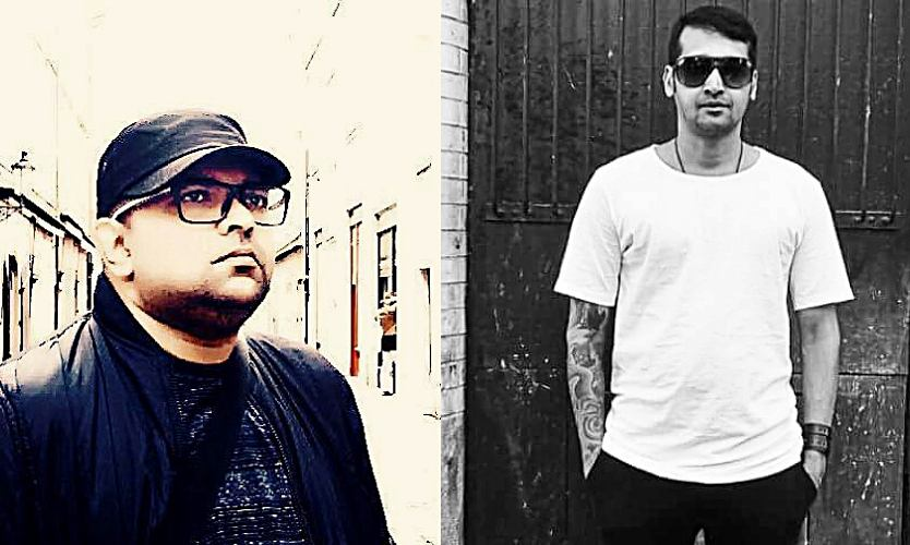 Tales of the Terrace at Le Noir KL with Groovedoctor and Kuma 27 April 2018