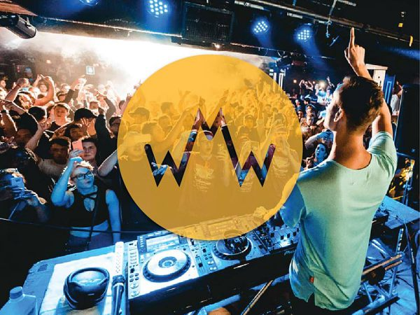 Wired Music Week Kuala Lumpur 11-13 May 2018