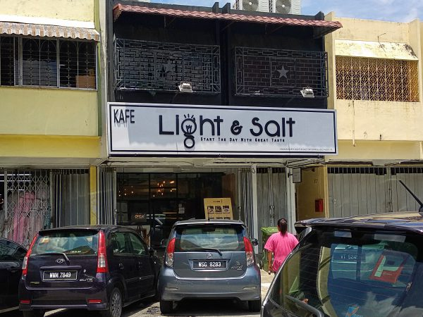Light and Salt Cafe Taman Goodwood Review