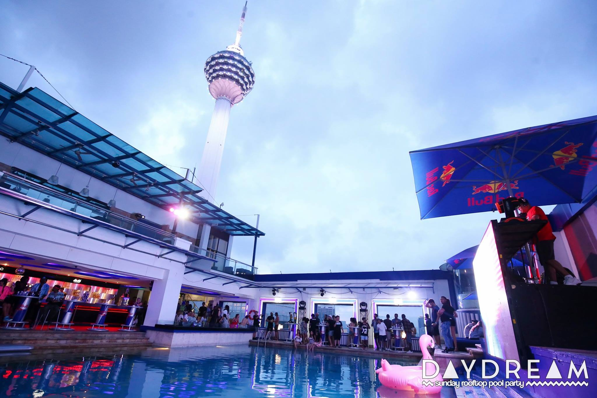 The Day Dream Pool Party In KL Hits Edition 14