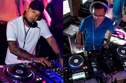 Tales of the Terrace ft DJ Kuma & J-Sun Le Noir Roof 17 August 2018