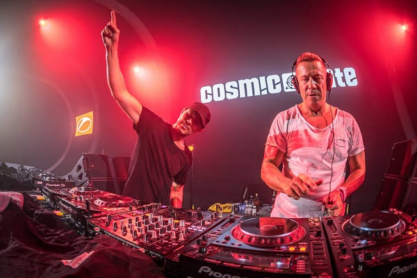 Cosmic Gate at Kyo KL 13 September 2018