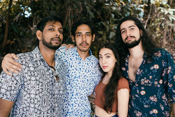 An Interview with Kuala Lumpur based band Billie Blue & The Nowhere Men
