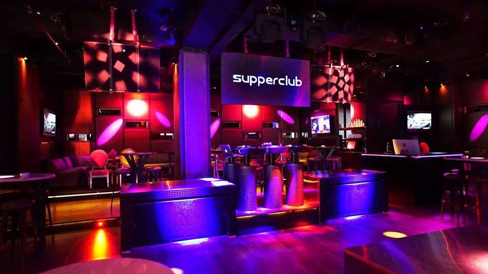 Luca Di Napoli at Supper Club Trec KL