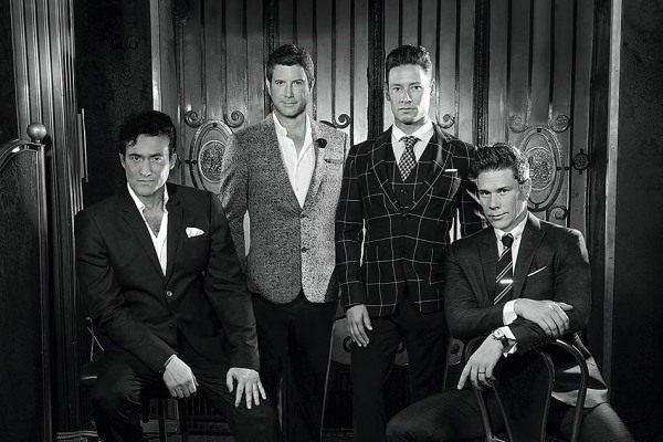 Il Divo Live in Genting 6 October 2018
