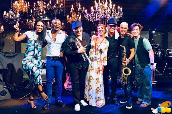 Havana Social Club to No Black Tie 12-13 October 2018