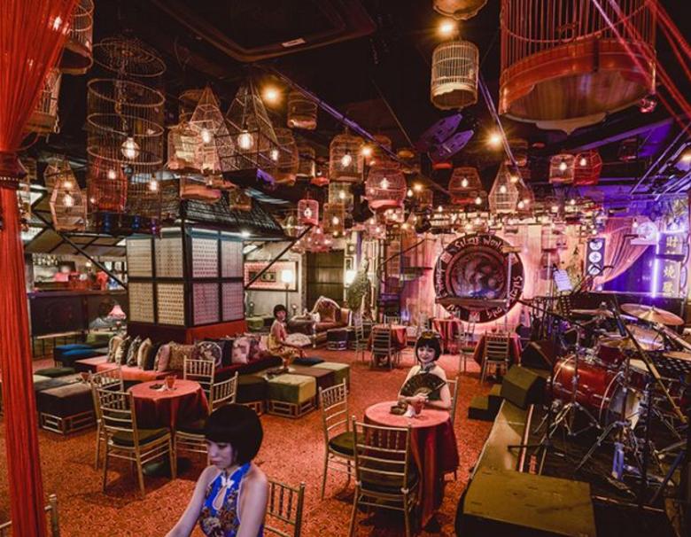 Suzie Wong KL& MrChew'sChinoLatinoBar& Restaurant review