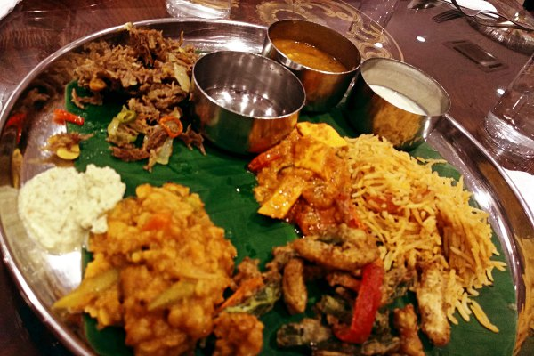 Annalakshmi Vegetarian Restaurant Review Brickfields