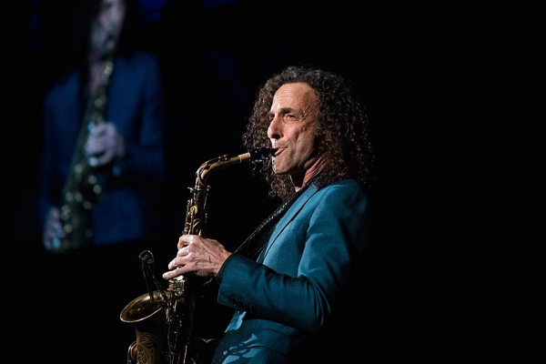 Kenny G Live in Genting 11 November 2018
