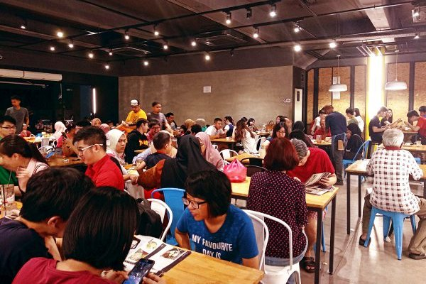 Murni Discovery Bukit Jalil Restaurant Review