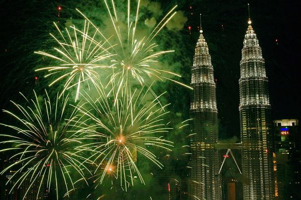 Best Dinner Parties to spend New Year's Eve in Kuala Lumpur