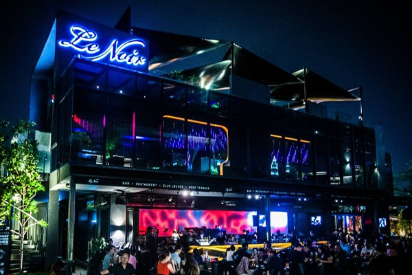Le Noir KL Roof Weekend 28-29 December 2018