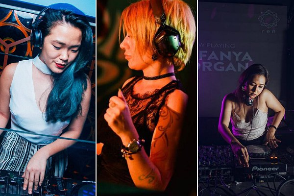 The Sweatbox Girls Got Groove 29 at REN Lounge 5 jan 2019