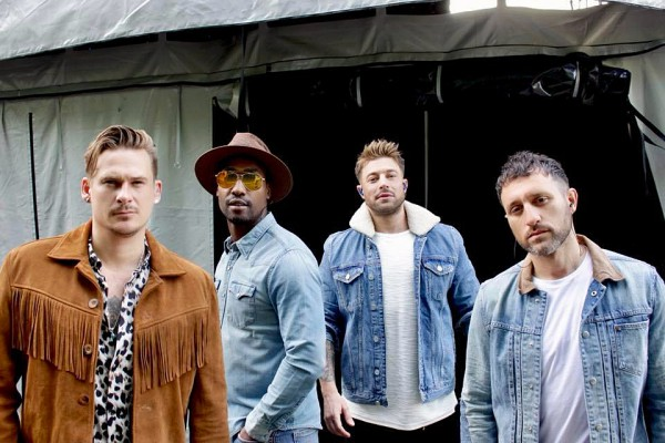 Brit Boyband Blue set for Kuala Lumpur concert on 3 March 2019