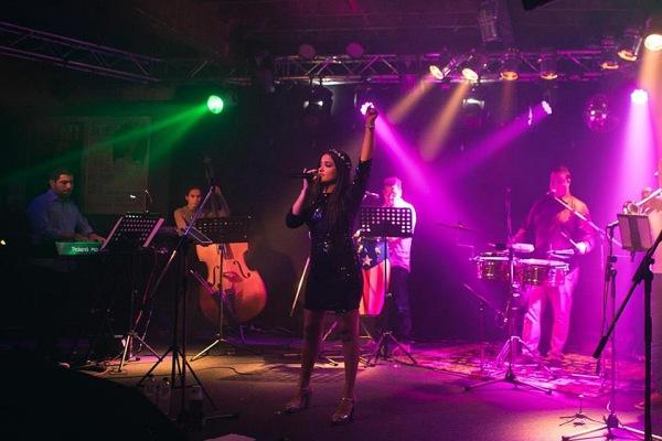 Orquesta Yambeque ft Mateo Lorenzo at No Black Tie 18-19 January 2019