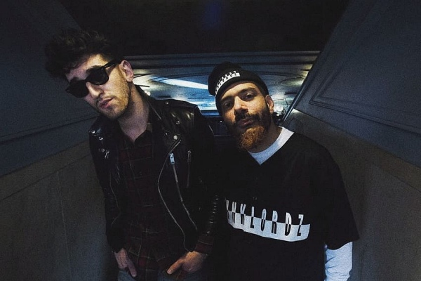Chromeo Duo at The Bee Publika, 26 January 2019