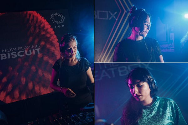 The Sweatbox Girls Got Groove ft Meliha, Rimka and Biscuit 2 February 2019