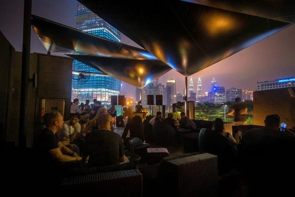 Sing it Black ft Alex Martin x Helmie @ Le Noir KL Roof 9 February 2019