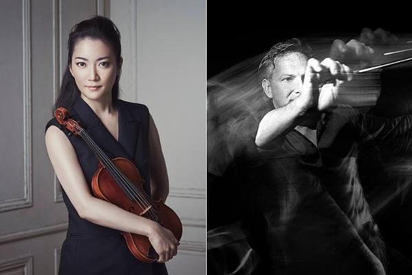 Akiko Suwanai (violin) at the Dewan Filharmonik Petronas 13 February 2019