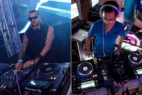 Tales of the Terrace ft Kuma x J-Sun at Le Noir KL Roof 15 February 2019