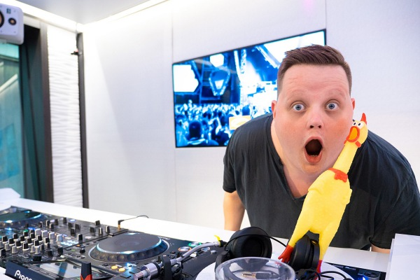 Orjan Nilsen at Zouk KL 1 March 2019