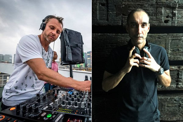 House of Love at REN Lounge with Tony Montana and Jeff Jefferson 1 March 2019