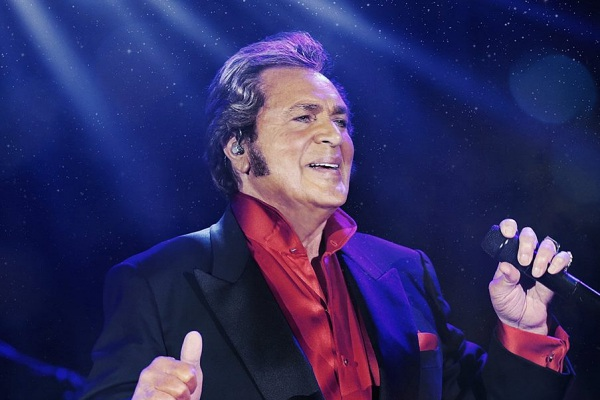 Engelbert Humperdicnk The Angel On My Shoulder Tour Live in Genting Arena of Stars this 16 March 2019.