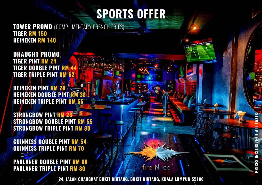 Fire Amp Ice Club Discover The Best Nightlife In Kl