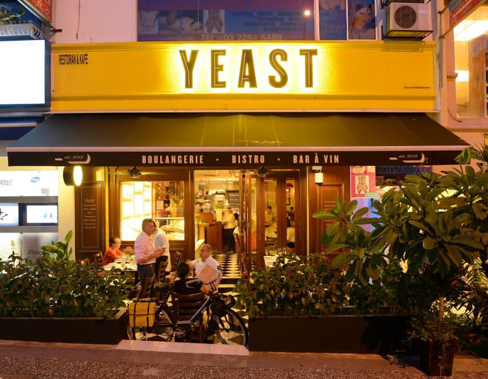 Image result for yeast cafe bangsar