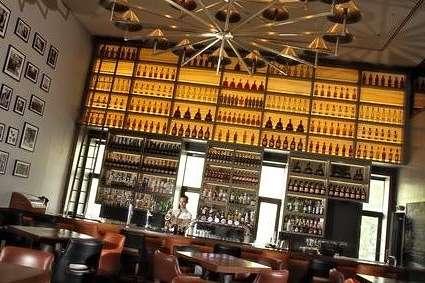 Arthur's Bar & Grill Shangri La Hotel