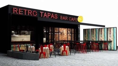 Retro Tapas Bar Cafe KL