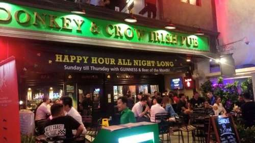Donkey & Crow Irish Pub
