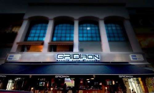 GRIDiRON Sports Cafe & Lounge