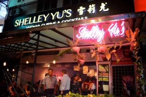 Shelley Yu's