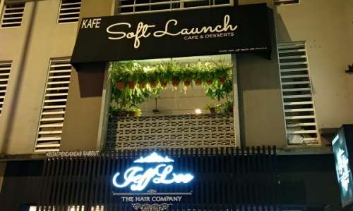 Soft Launch Cafe