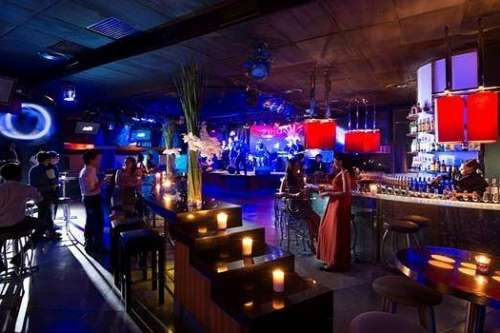 Zeta Bar Hilton KL
