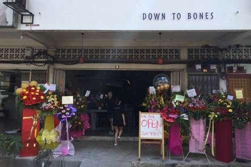 Down to Bones