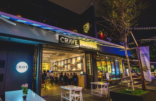 Crave Oysters & Seafood House