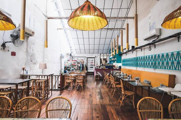 2. Merchant's Lane - 5 Of The Best Picturesque Cafes Around Petaling Street for Selfies