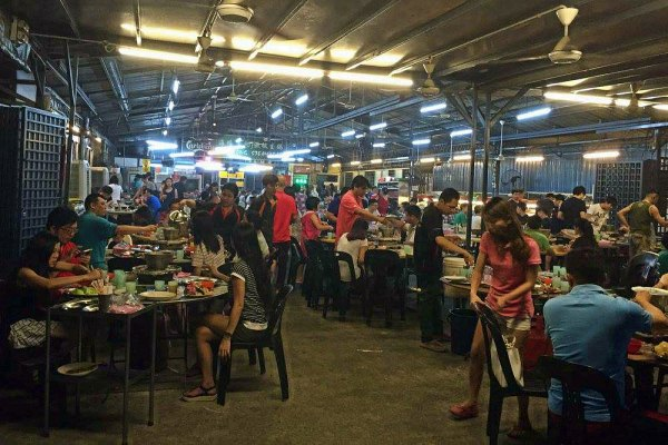 Hoi Tong ( Non halal) - 6 of the Best Steamboat Buffet Restaurants in KL & Klang Valley