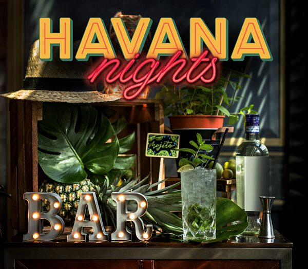 St Regis Havana nights at Best Dinner Parties to spend New Year's Eve in Kuala Lumpur 2019