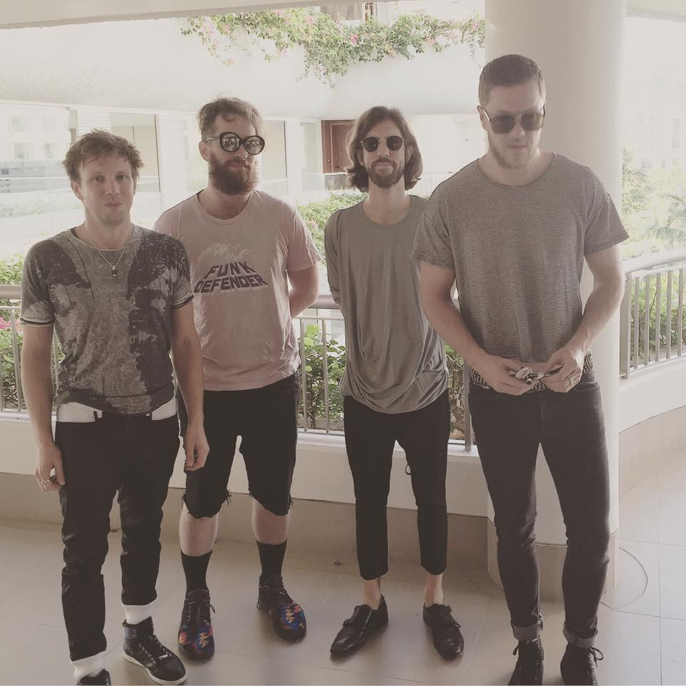Imagine Dragons Live in Malaysia