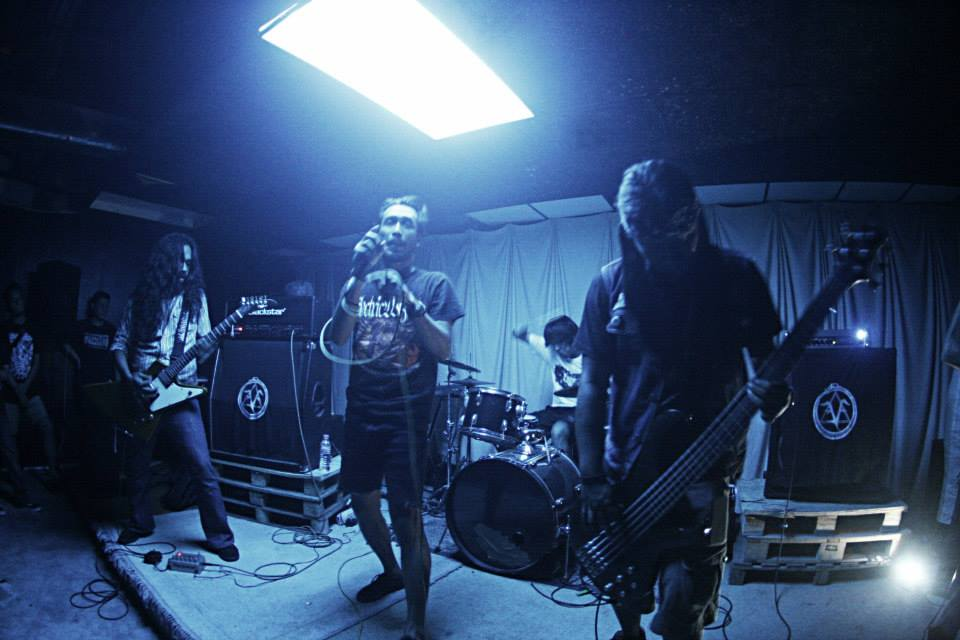 electric Funeral at Live Fact Kuala Lumpur