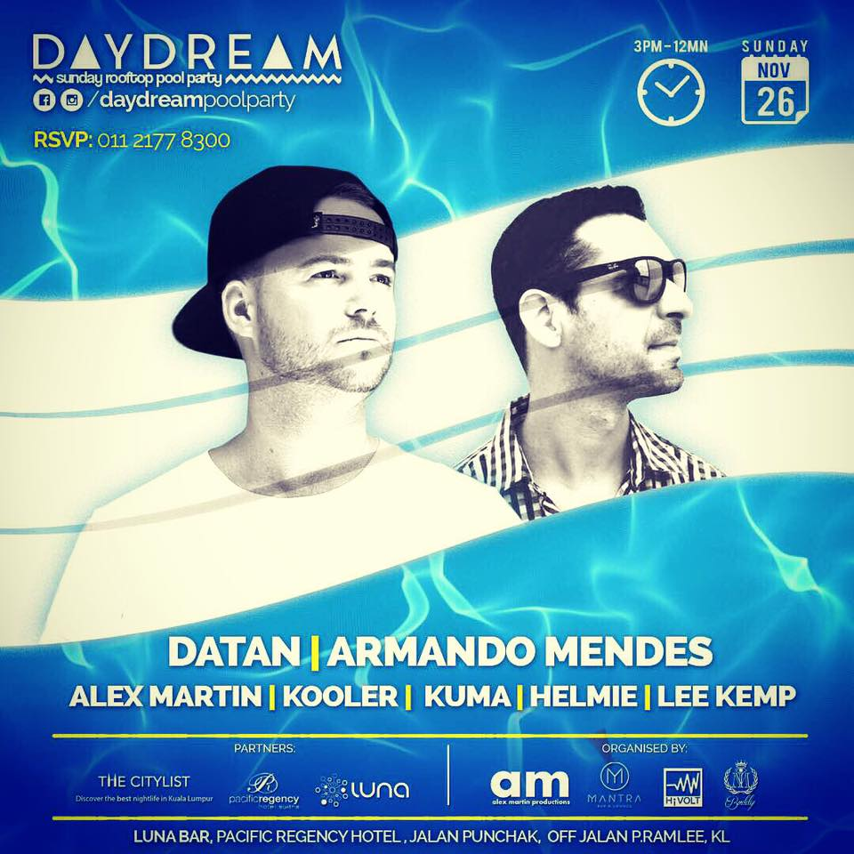 Daydream Pool Party KL vol 20