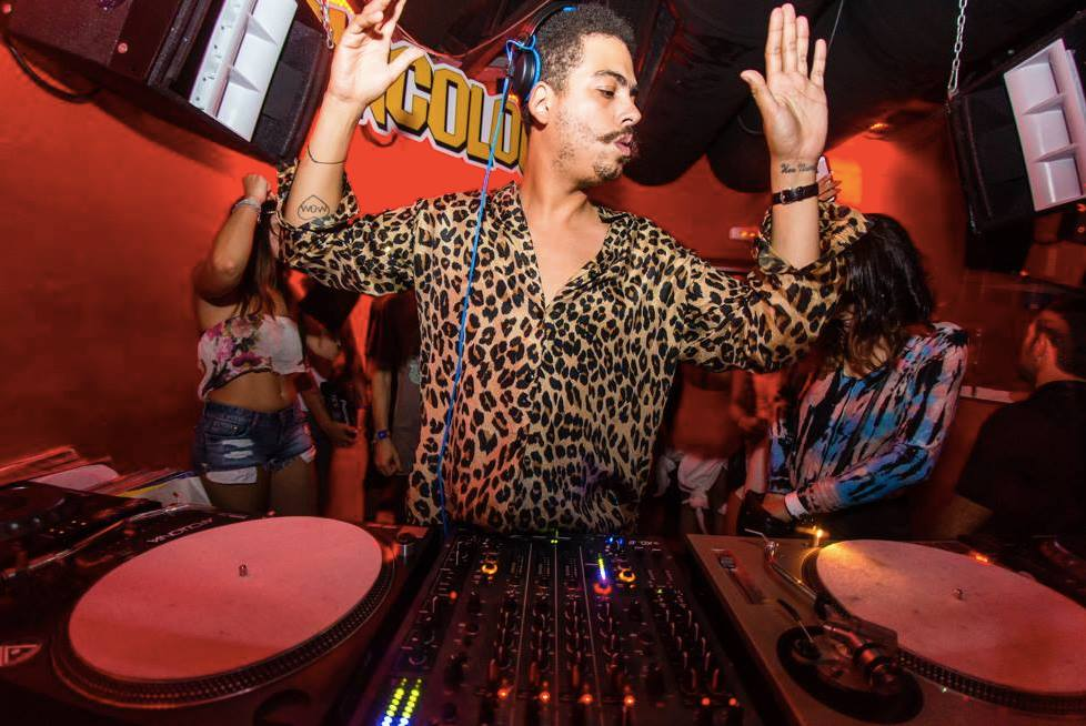 ViViD presents Seth Troxler (US) at Kyo KL 9 November 2017