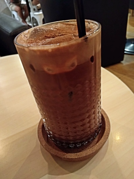 Earl Grey Iced Chocolate at 103 Coffee Workshop, Sri Petaling | Kuala Lumpur Best Cafes Review 2018