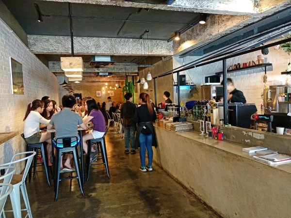 inside at 103 Coffee Workshop, Sri Petaling | Kuala Lumpur Best Cafes Review 2018