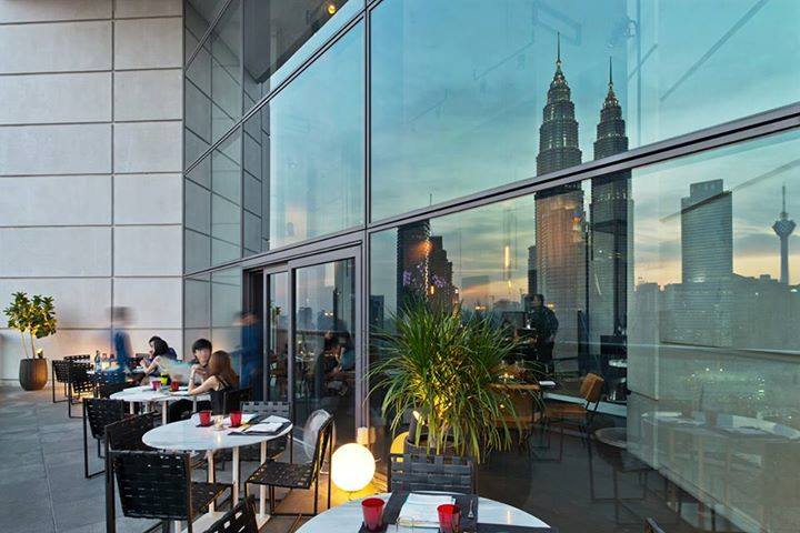 Cantaloupe at Troika Sky Dining KLCC -  Best Dinner Parties to spend New Year's Eve in Kuala Lumpur 2019