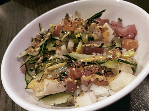California Poke Bowl at Eatomo, Taman Desa Review | Kuala Lumpur Best Restaurant Review 2018