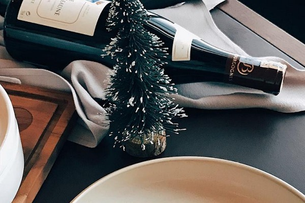 Entier French Dining Christmas day Dinner 2018